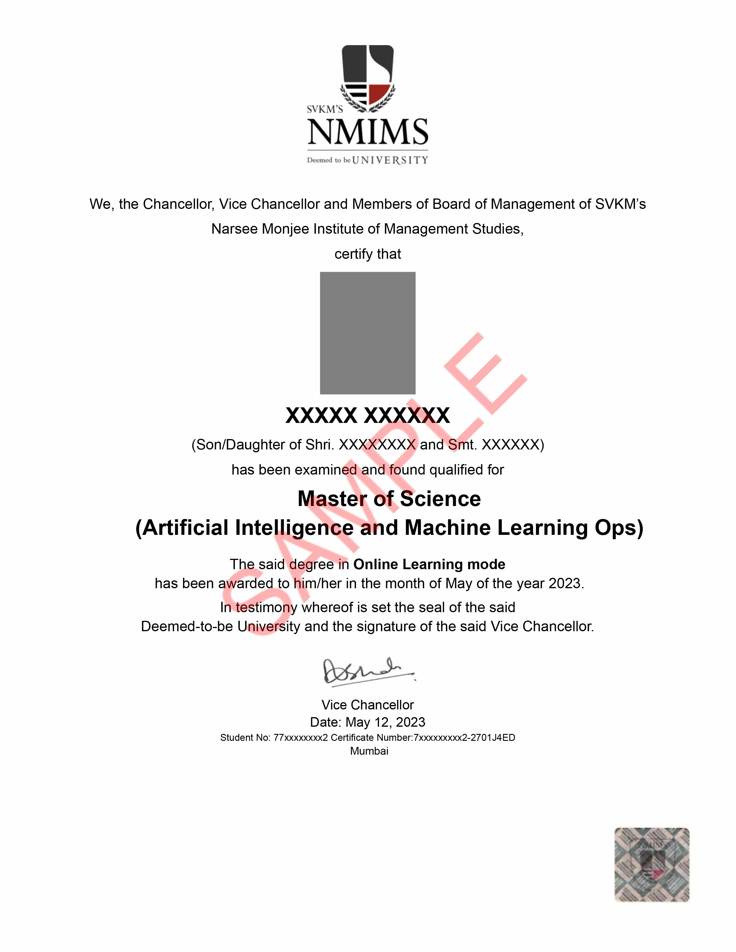 MBA in Information Technology (IT)