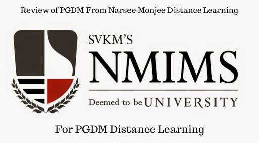 NMIMS School of Business Management- Choose Distance Learning Programs for Pursuing PGDM Courses