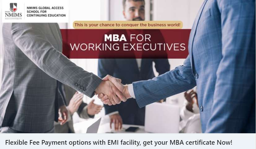Why one should choose NMIMS Executive MBA?